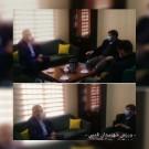 رئیس پلیس امنیت و اماکن عمومی (نیروی انتظامی) شهرستان قدس با رئیس اداره ورزش و جوانان دیدار کرد