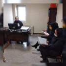 کمیته توانبخشی تامین هزینه درمان و ودیعه مسکن بهزیستی شهرستان قدس برگزار شد