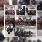 همایش کمک های اولیه به همت کمیته ورزشهای طبیعی هیات ورزشهای همگانی شهرستان قدس