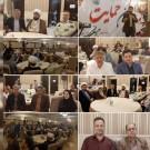 جشن گلریزان آزادی زندانیان غیرعمد شهر قدس