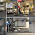 عدم توجه برخی رانندگان به یكطرفه بودن خیابان های شهرقدس