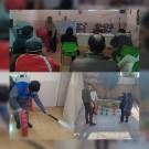 برگزاری کارگاه آموزشی اطفاء حریق در مراکز توانبخشی بهزیستی قدس