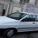 پراید سفید مدل ۸۲