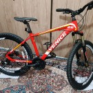 دوچرخه حرفه ای ترمز دیسک هیدرولیک روغنی